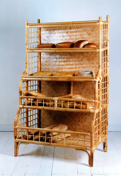 Nardi claudio lavorazione vimini bambu giunco for Arredamento bambu